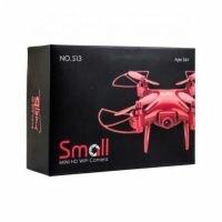 Радиоуправляемые игрушки - Квадрокоптер Small S13 с камерой, 0