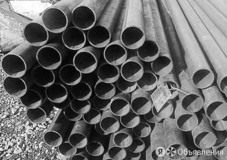 Труба бесшовная 30х6 мм ст. 20 ГОСТ 8732-78 по цене 60390₽ - Металлопрокат, фото 0