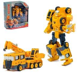 Роботы и трансформеры - Робот «Стройбот-Кран», 0
