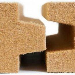 Древесно-плитные материалы - Белплит тор (200кг/м3) 2490*590*20мм Шип-паз, 0