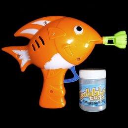 Мыльные пузыри - Мыльные пузыри пистолет Рыбка-клоун, 0