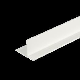 Сайдинг - Фасадный внутренний угол Дёке Палевый 3,05м. (30 шт. в упак.), 0