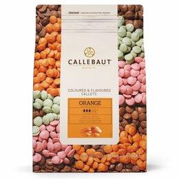 Продукты - Цветной шоколад Callebaut Orange, 0
