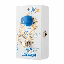 """Процессоры и педали эффектов - Педаль эффектов Caline CP-33 """"Looper"""", 0"""