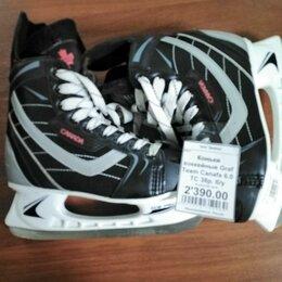Коньки - Коньки хоккейные Graf Team Canafa 6.0 TC 38р. , 0