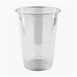Бокалы и стаканы - Стакан пластик. под холодн. 400мл d=95мм h=128мм…, 0