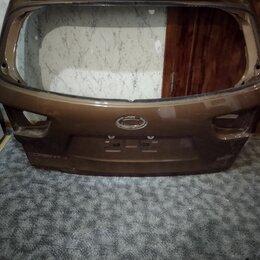 Кузовные запчасти - Крышка багажника киа соренто 2, 0