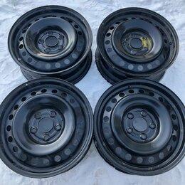Шины, диски и комплектующие - Диски штампованные r16 , 0