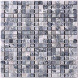 Мозаика - Мозаика Tessare 30,5х30,5х0,4см мрамор серый шт(SMK-1263M), 0