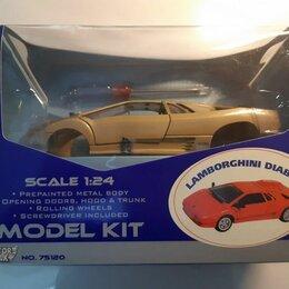 Сборные модели - Коллекционная модель Lamborghini Diablo 1:24, 0