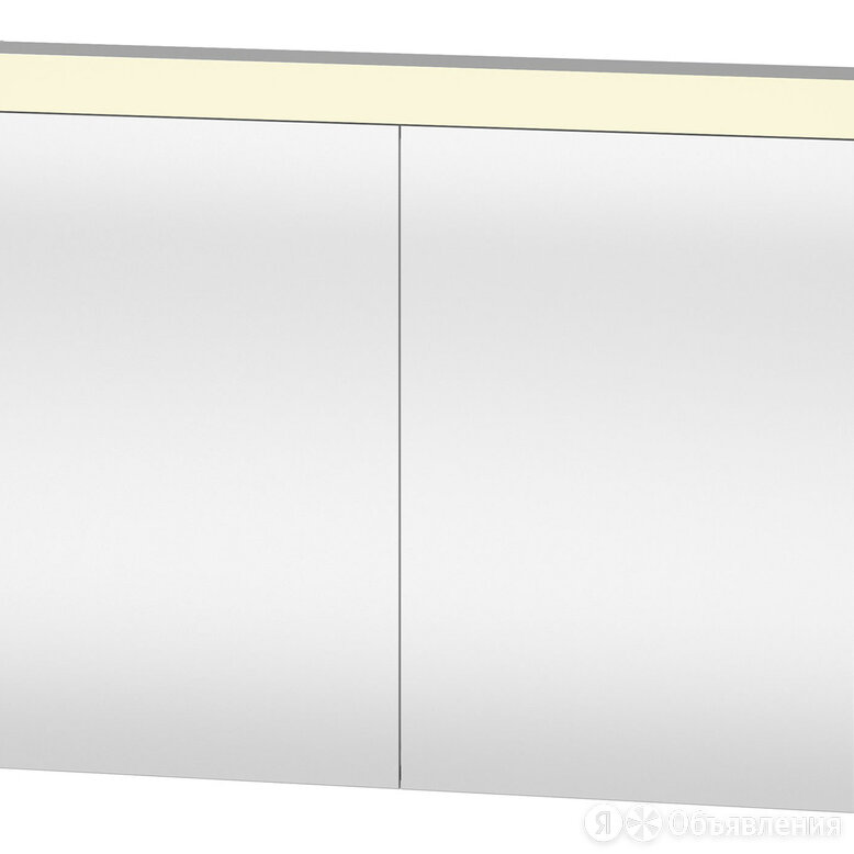 Зеркало-шкаф Duravit Light and mirror 1010х760х148 с подсветкой LM782200000 по цене 98812₽ - Мебель для кухни, фото 0