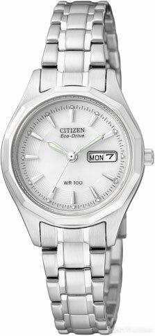 Наручные часы Citizen EW3140-51A по цене 21530₽ - Умные часы и браслеты, фото 0