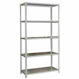 Стеллажи и этажерки - Металлические стеллажи , 0