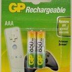 Батарейки - Аккумулятор AAA GP 850mAh Ni-Mh, 0