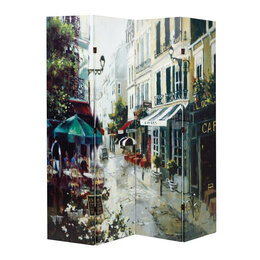 Ширмы - Ширма Montmartre (4 створки), 0