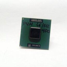 Процессоры (CPU) - CPU/PPGA478/Pentium 4 M (512K Cache, 1.60 GHz, 400, 0