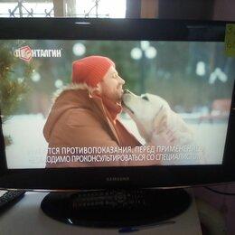 "Телевизоры - жидкокристаллический телевизор samsung 26"" гарантия 3 месяца, 0"
