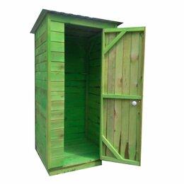 Биотуалеты - Дачный туалет деревянный, 0