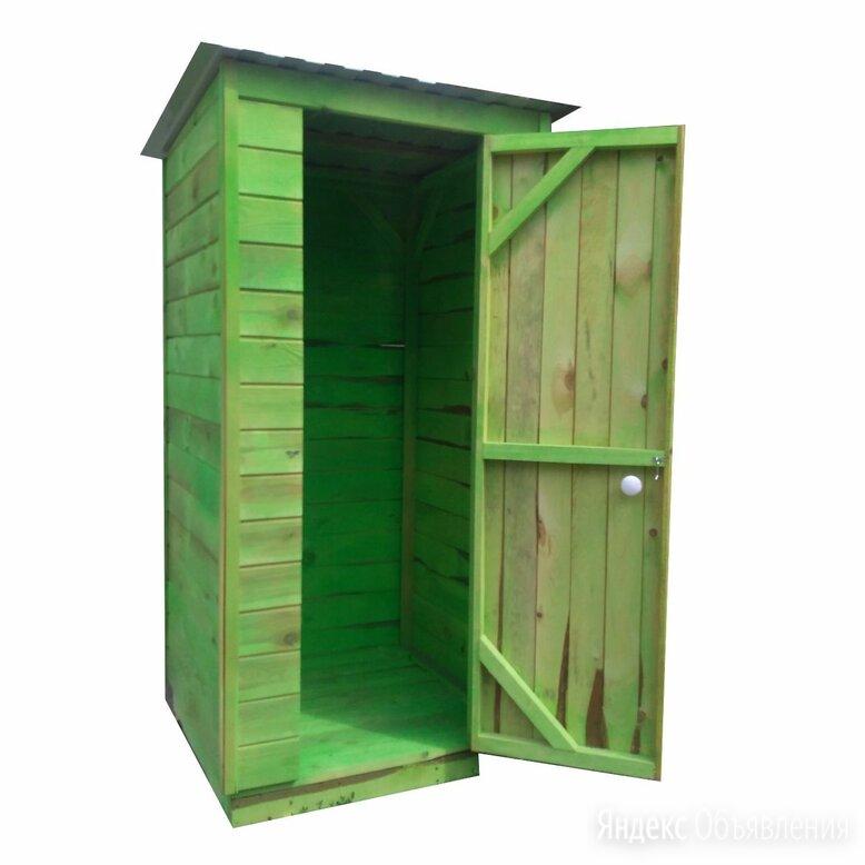 Дачный туалет деревянный по цене 12900₽ - Биотуалеты, фото 0