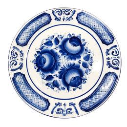 Декоративная посуда - Блюда, подносы Гжельский фарфоровый завод Блюдо Императорское, 0