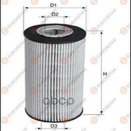 Отопление и кондиционирование  - Фильтр Масляный Bmw 3/5 99>, 3/5 Touring 99>, 7 98>, X5 01> EUROREPAR арт. 16..., 0