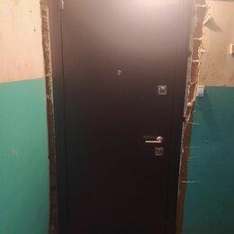 Ремонт и монтаж товаров - Установка входных дверей. , 0