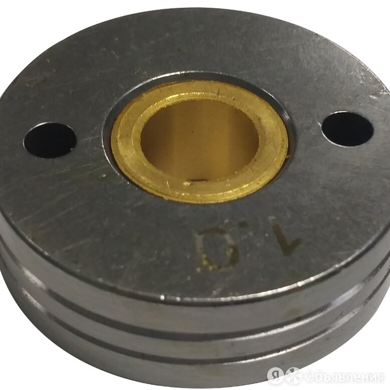 Ролик 0,8-1,0 мм 36х10х11 профиль V по цене 454₽ - Газовые баллоны, фото 0