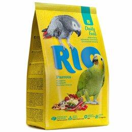 Корма - RIO д/крупных попугаев 1кг, 0