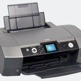 Принтеры и МФУ - Принтер epson stylus photo r340, 0
