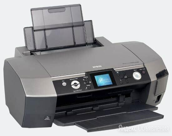 Принтер epson stylus photo r340 по цене 5990₽ - Принтеры, сканеры и МФУ, фото 0
