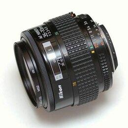 Объективы - Nikon AF Nikkor 35-70mm f/3.3-4.5, 0