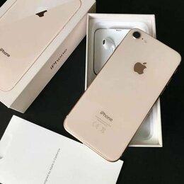 Мобильные телефоны - iPhone 8 Gold 64Gb , 0