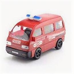 Другое - Машина инерц. Пожарная охрана 25см, в пакете, 0