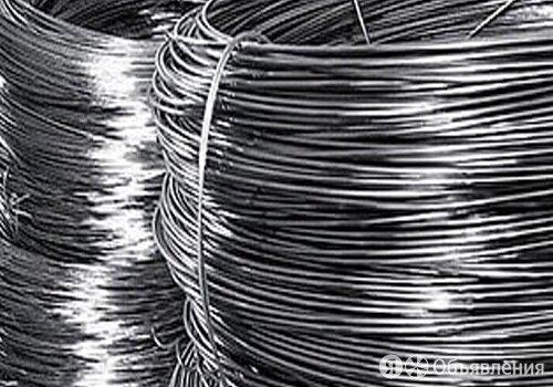 Проволока титановая 3 мм 7М по цене 104392₽ - Металлопрокат, фото 0