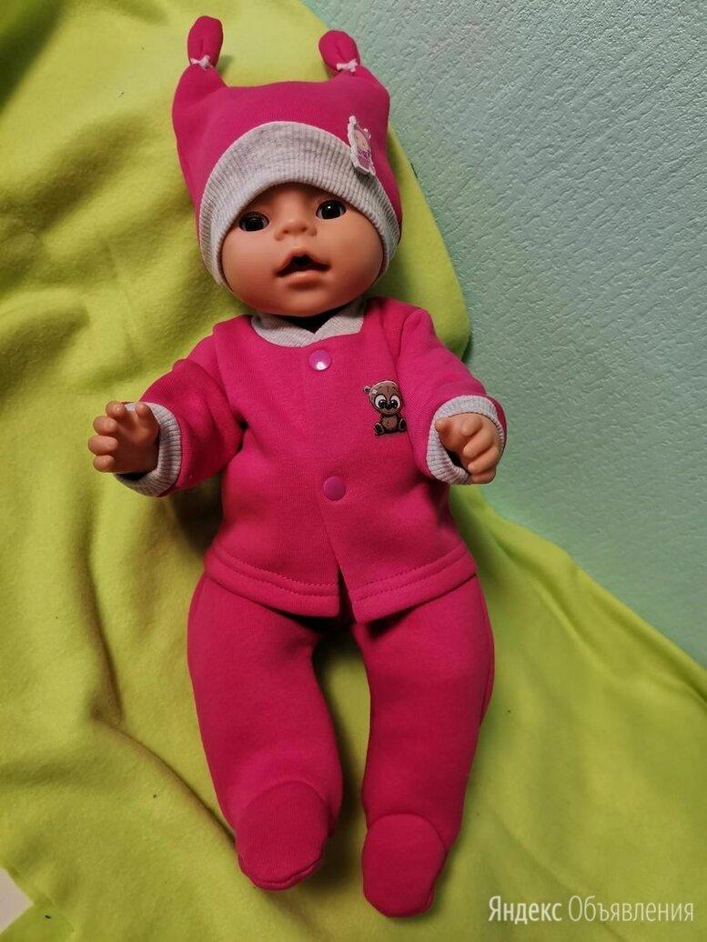 Одежда для беби бона своими руками по цене 450₽ - Аксессуары для кукол, фото 0