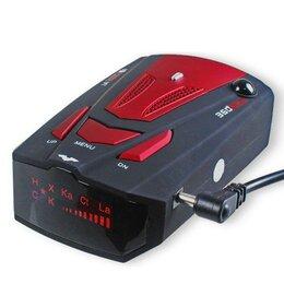 Автоэлектроника и комплектующие - Автомобильный радар-детектор V7 новый, 0