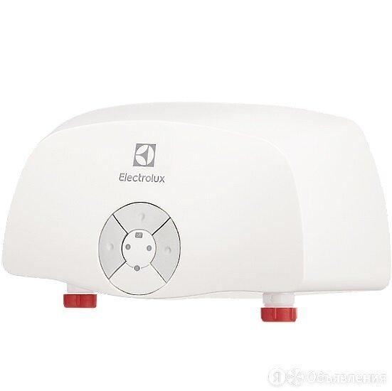 """Проточный электрический водонагреватель Electrolux """"SMARTFIX 2.0 T 5.5 kW"""" с ... по цене 3319₽ - Водонагреватели, фото 0"""