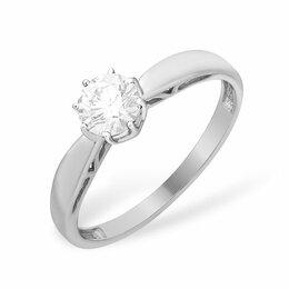 Кольца и перстни - 1010016629-501 Кольцо (Серебро) (размер: 16), 0