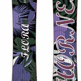Сноуборды - Сноуборд SHORNER FLORA, 0