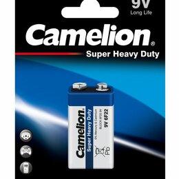 Батарейки - Батарейки Camelion SUPER BLUE 6F22 BL1, 0