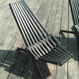 Лежаки и шезлонги - Оригинальное кресло-шезлонг Кентукки, 0