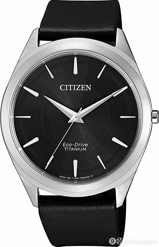 Наручные часы Citizen BJ6520-15E по цене 28300₽ - Умные часы и браслеты, фото 0