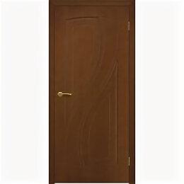 Межкомнатные двери - Дверь Matadoor Лана античный орех глухое, 0