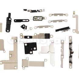 Корпусные детали - Комплект защитных экранов iPhone 7, 0