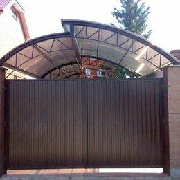 Дизайн, изготовление и реставрация товаров - Навесы для авто. Ворота. Лестницы. Качели., 0