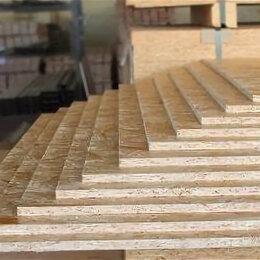 Древесно-плитные материалы - Плита osb-3 9х2440х1220мм (европейский стандарт) кроношпан, 0