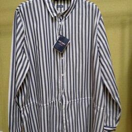 Блузки и кофточки - Рубашка хлопковая, производство  Франции, 0
