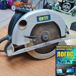 Дисковые пилы - Пила дисковая FIT 80411, 0