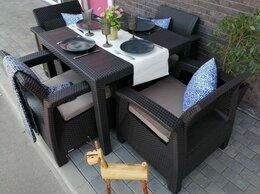 Комплекты садовой мебели - Стол Melody Quatro и кресла Corfu Duo, 0