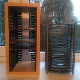 Сумки и боксы для дисков - Подставка для дисков (CD / бокс 9 мм), 0